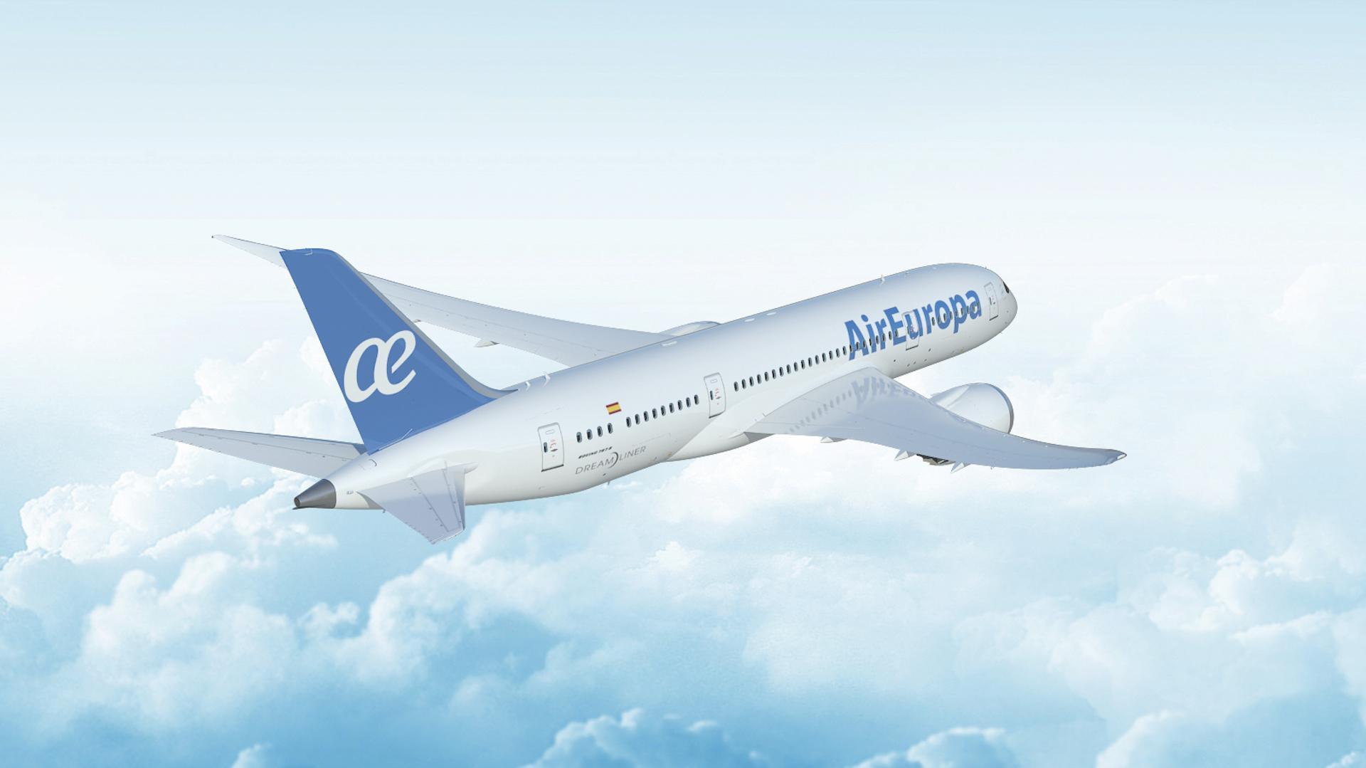 En diciembre arrancan los vuelos de Air Europa entre Córdoba y Madrid
