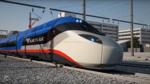 Así serán los nuevos trenes de Amtrak que llegarán a Estados Unidos
