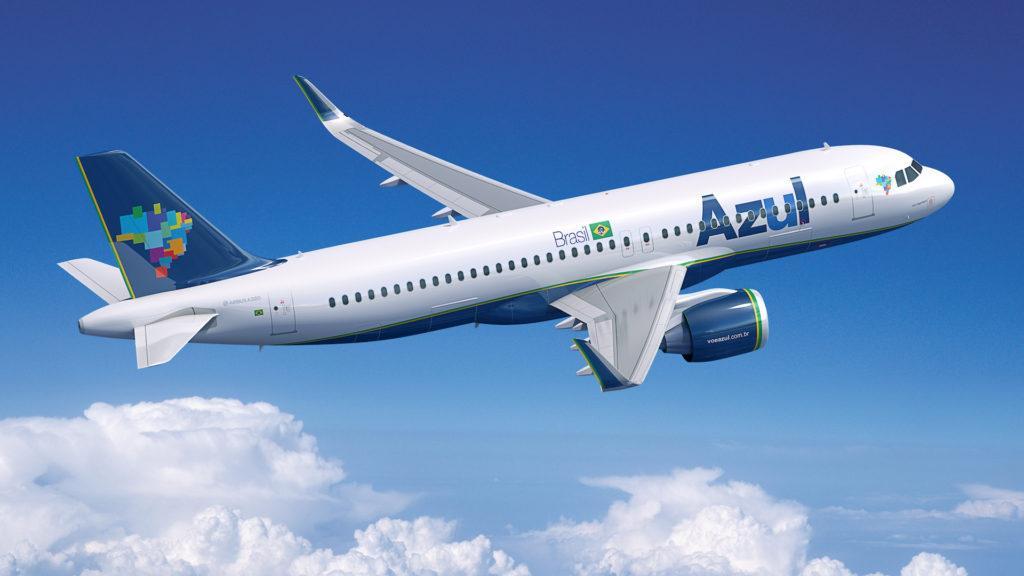 Una aerolínea china compra una cuarta parte de Azul Líneas Aéreas