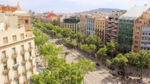 Barcelona prohibirá a los autos anteriores a 1997
