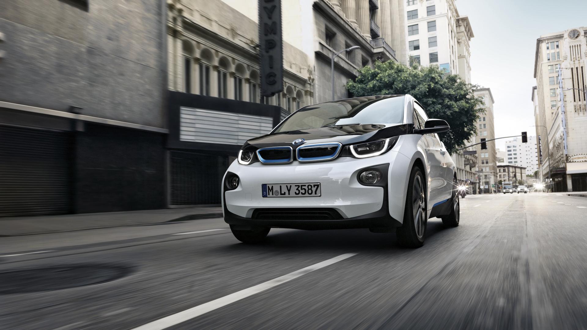 El BMW i3 es el único auto del mundo con certificado libre de CO2