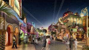 Dubai Parks & Resorts prepara su apertura y ya vende los tickets