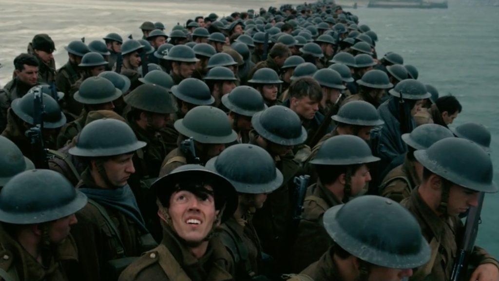 Del director de la trilogía de Batman e Inception, este es el primer trailer de Dunkirk
