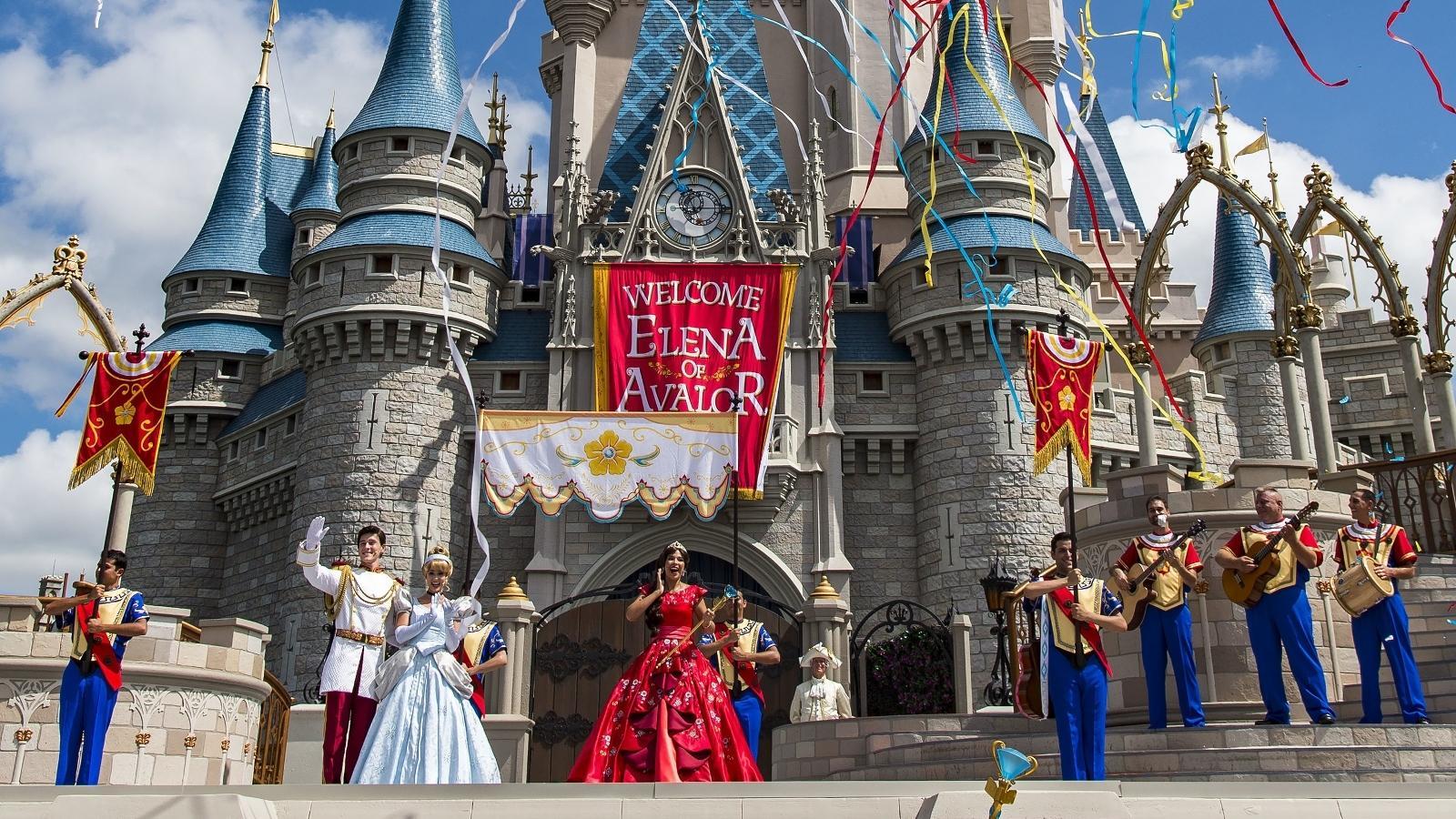 La nueva princesa latina de Disney llega a Magic Kingdom
