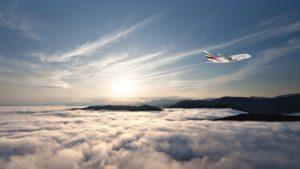 Despegó (y aterrizó) el vuelo más corto del mundo en un Airbus A380