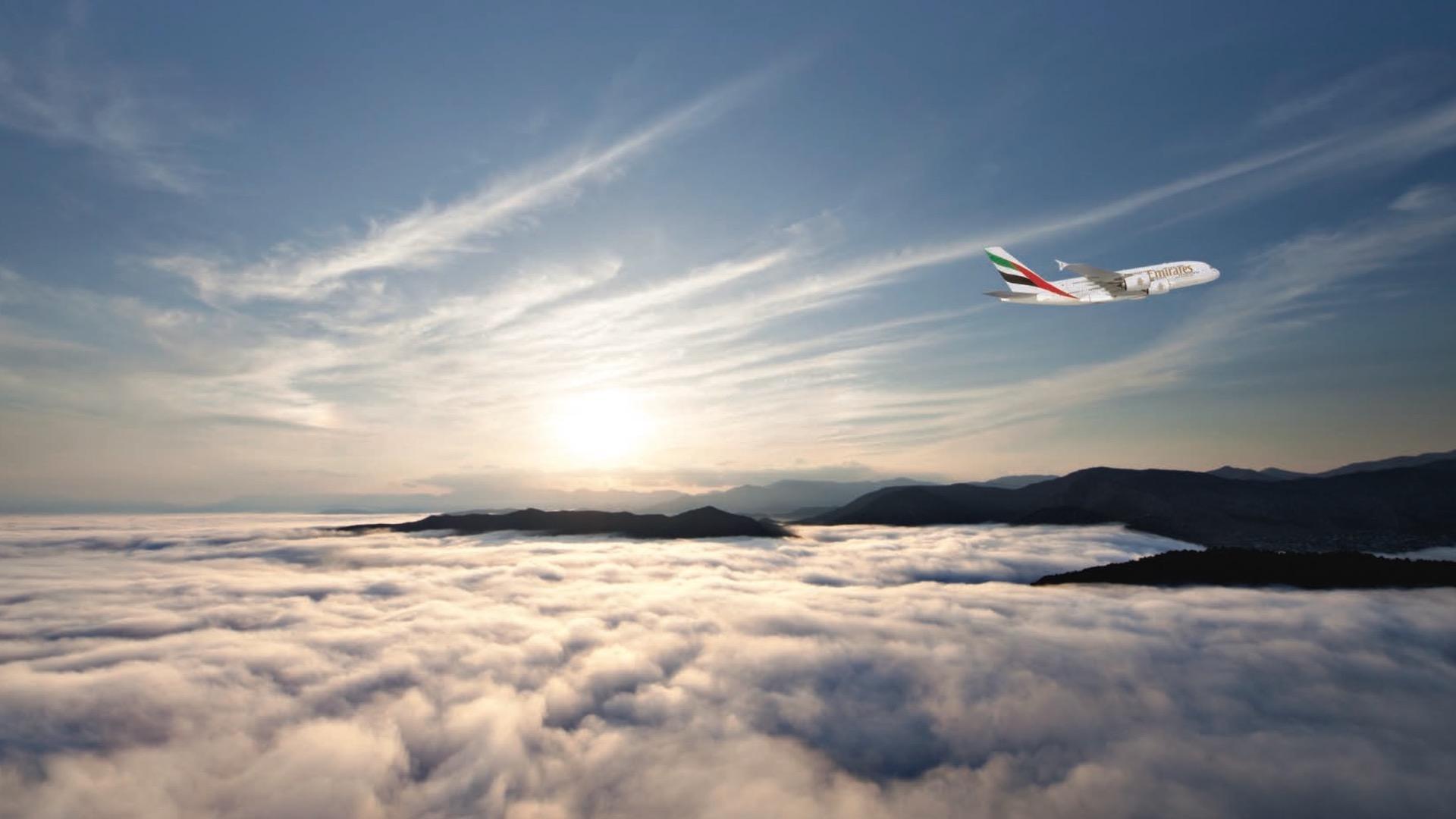 Emirates se adelanta al CyberMonday con tarifas promocionales desde Buenos Aires