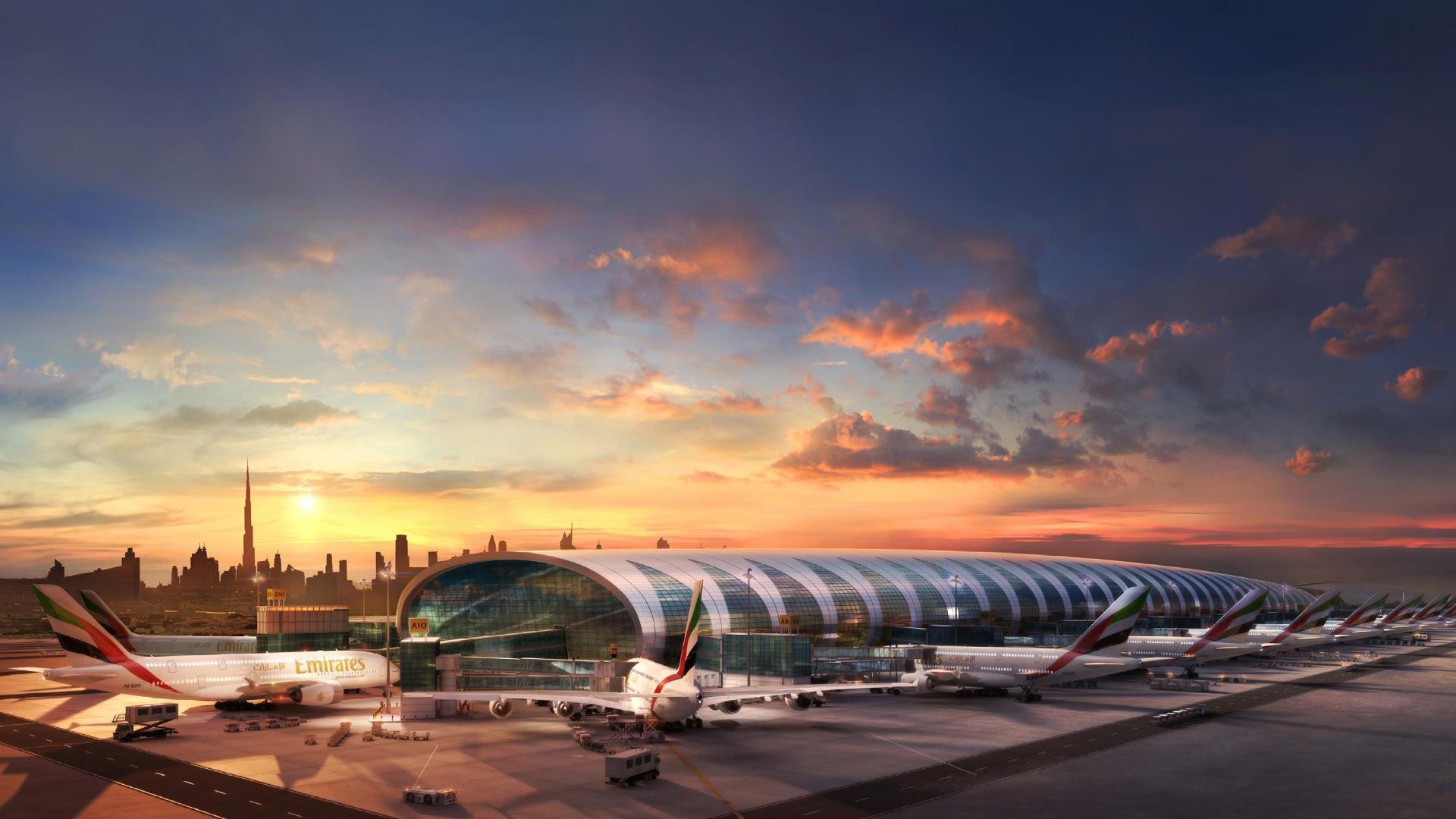 ¿Cuál es el aeropuerto que más pasajeros internacionales recibe?