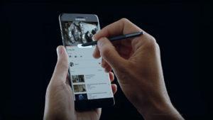 7 razones para elegir el nuevo Samsung Galaxy Note 7