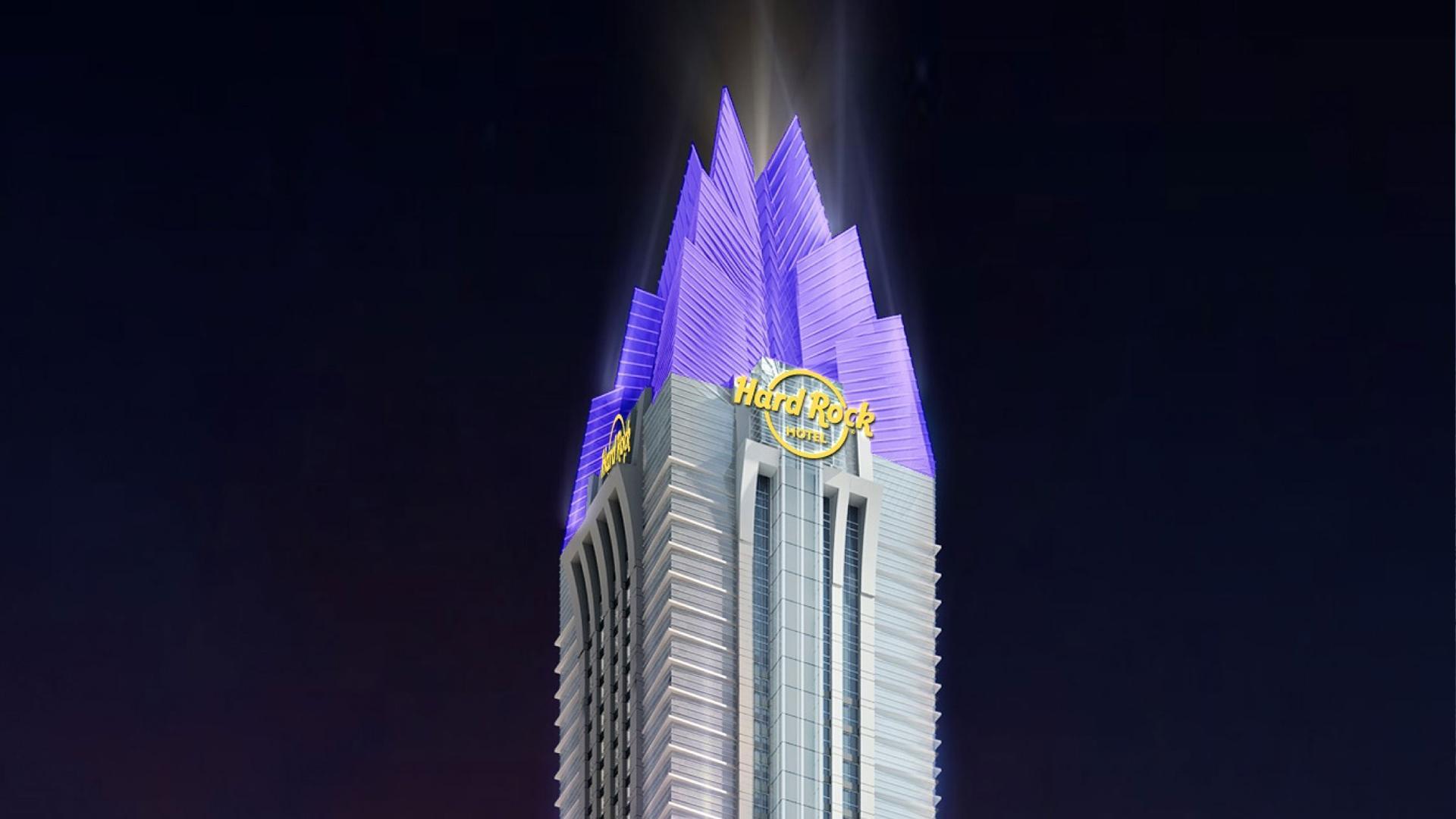Hard Rock Hotel desembarca en Dubái en la segunda torre más alta de la ciudad