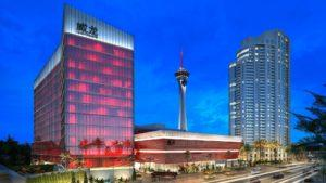 El hotel temático asiático prepara su apertura en Las Vegas