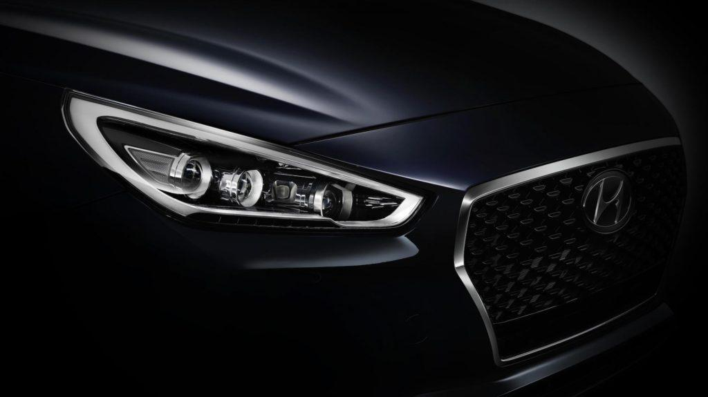 Las primeras imágenes de la nueva generación del Hyundai i30