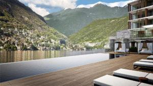 Inauguró Il Sereno, el hotel de lujo más esperado de Europa