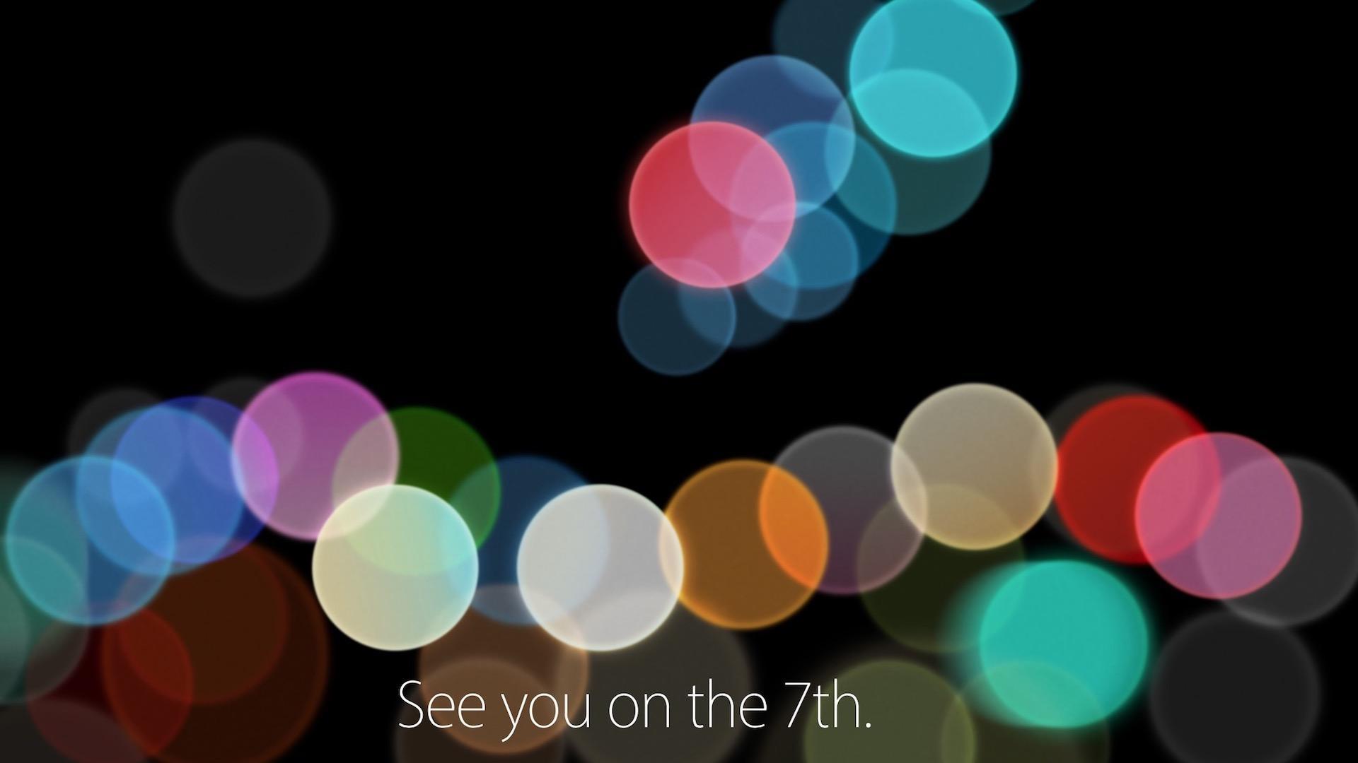 Confirmado: el iPhone 7 se lanza el 7 de septiembre