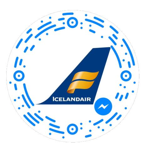 messenger-code-icelandair