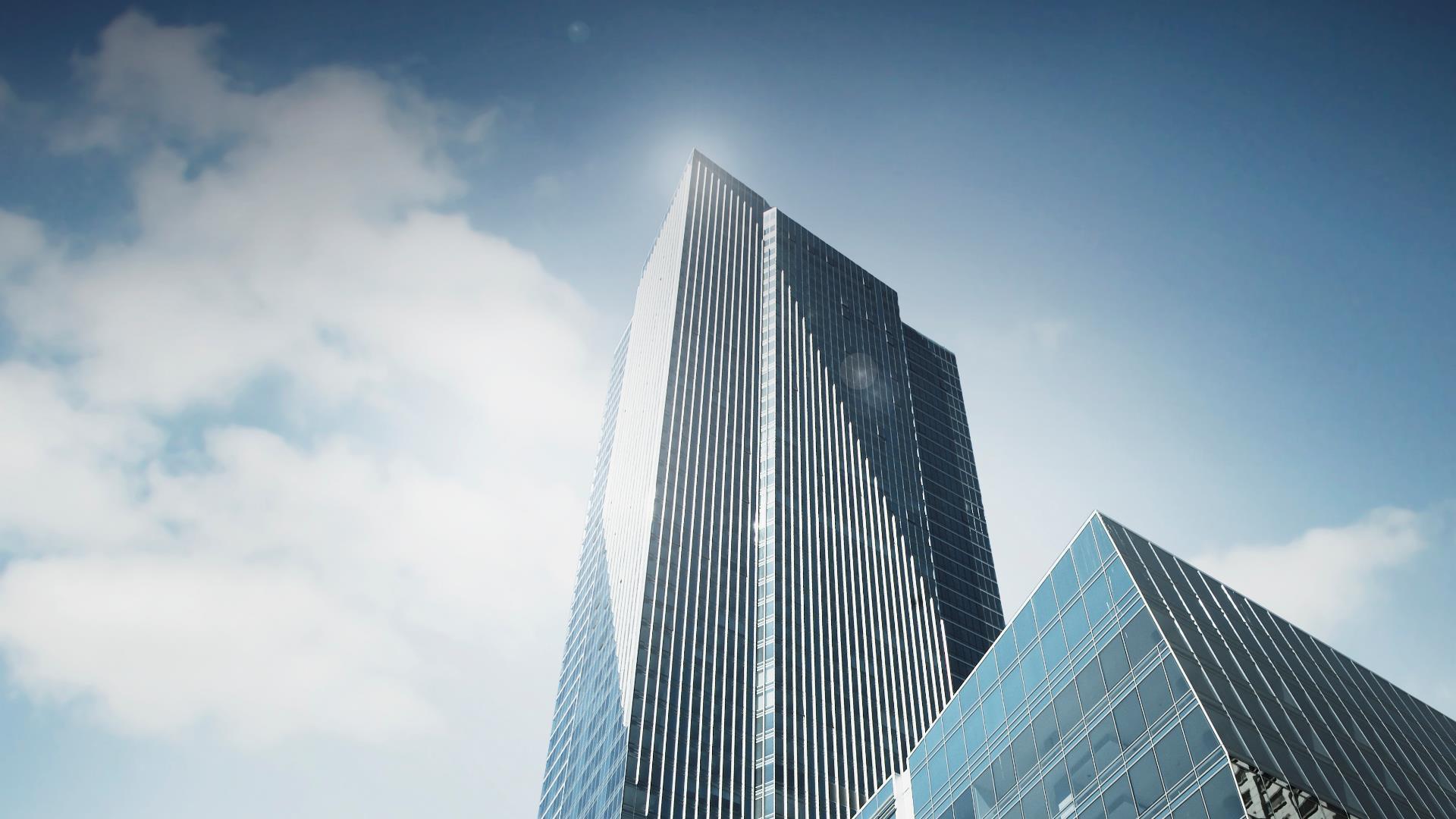 La torre residencial más alta de San Francisco se está hundiendo e inclinando