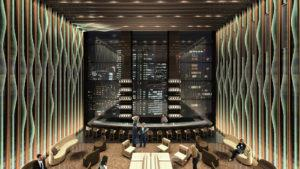 Starwood abrió su primer hotel de lujo de Tokio