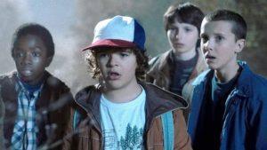 El éxito de Stranger Things, la nueva serie de Netflix