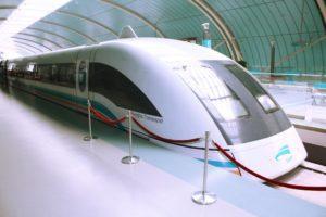 India planea tener trenes de alta velocidad con levitación magnética