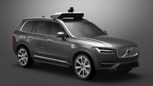 Volvo y Uber se unen para desarrollar vehículos de conducción autónoma