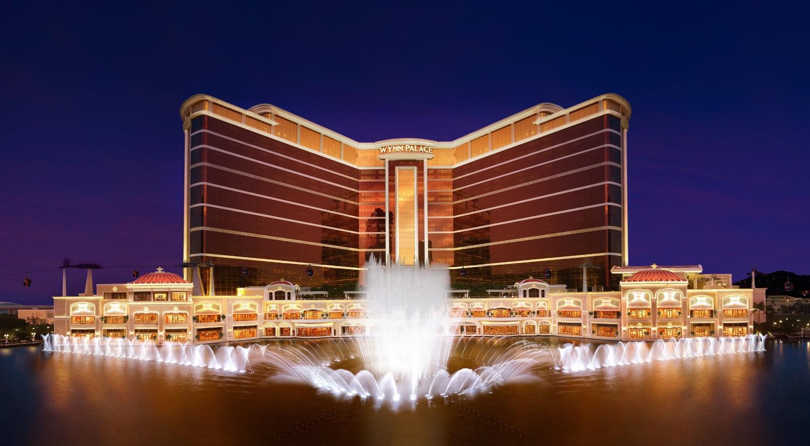 Inaugura el imponente Wynn Palace en Macao