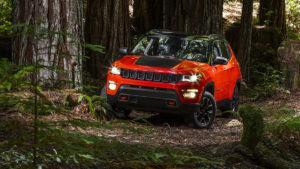 Este es el nuevo Jeep Compass, debut mundial en Brasil