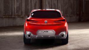 Este es el nuevo BMW Concept X2