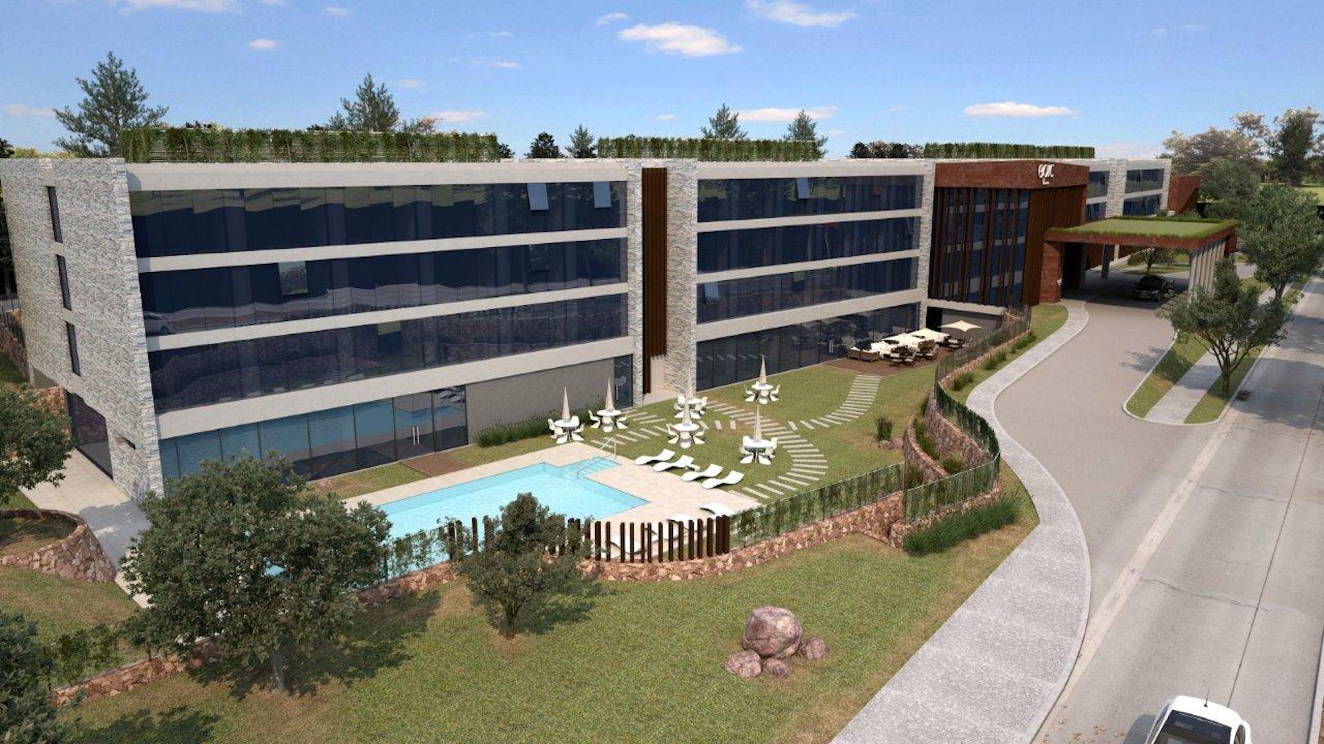 En enero, inaugura el primer hotel cinco estrellas de San Luis