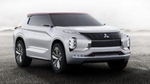 [Imágenes] Este es el nuevo SUV de Mitsubishi: GT-Phev Concept 1