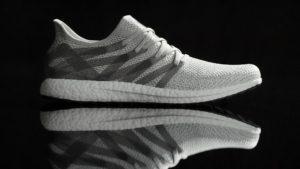 El primer calzado de Adidas de su fábrica de robots