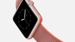 Este es el nuevo Apple Watch Series 2