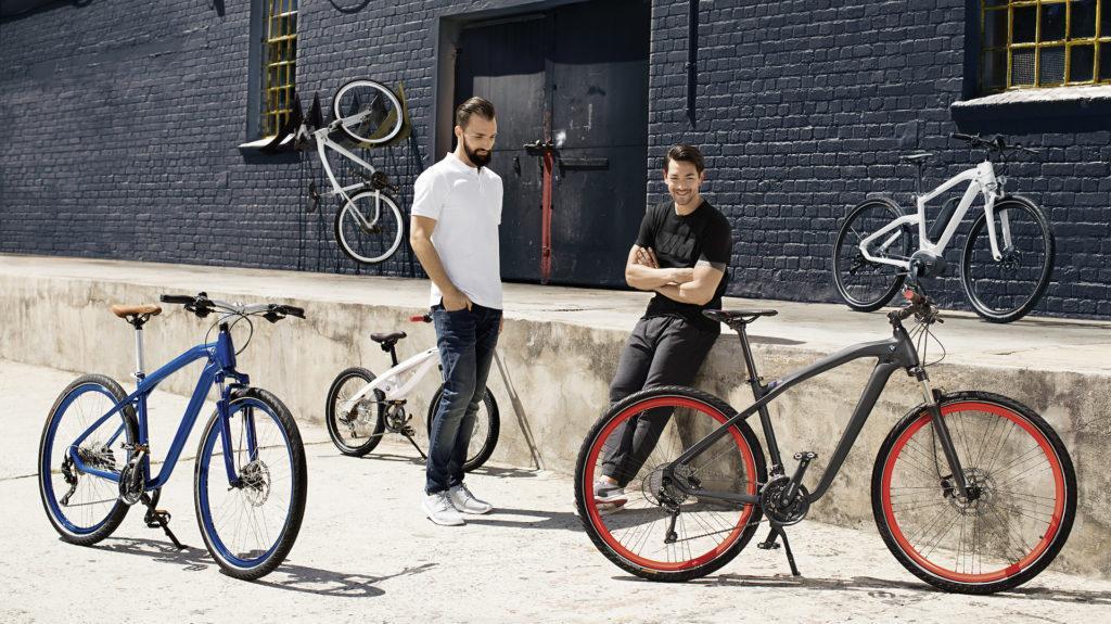 [Imágenes] Estas son las nuevas bicicletas de BMW