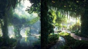 Construirán una selva de 7000 metros cuadrados en un hotel