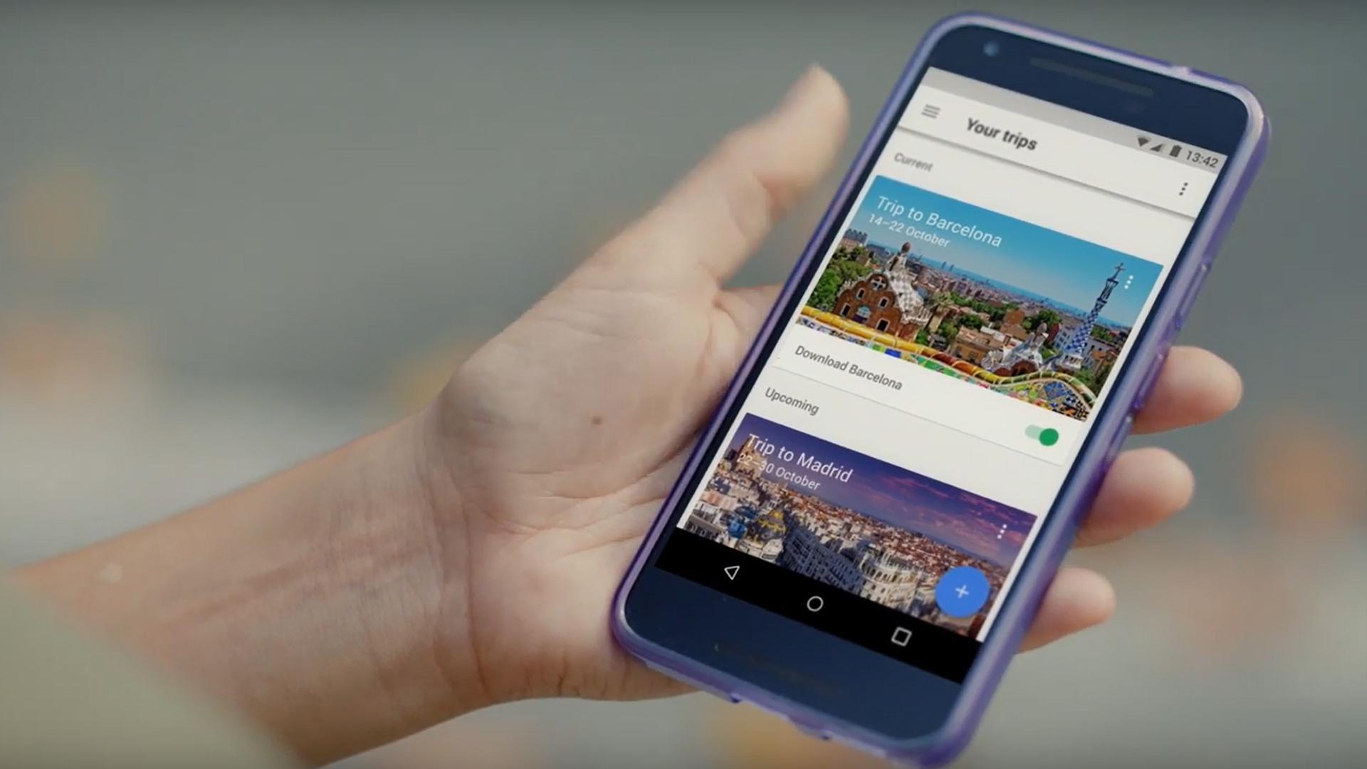 Google Trips es la app de viajes que necesitábamos