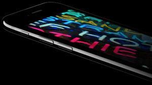 El iPhone 7 Jet Black sin stock