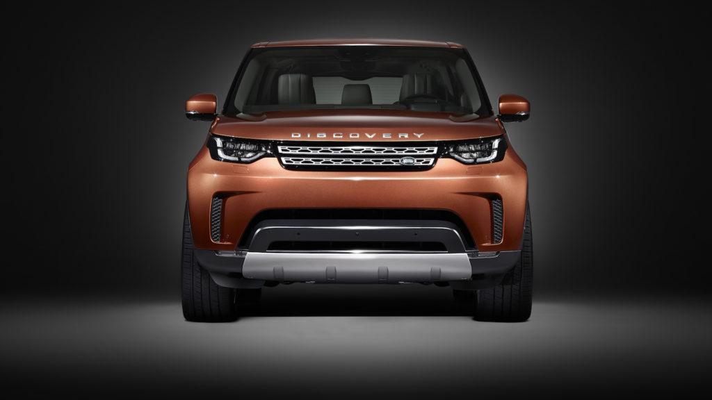 [Adelanto] Llega el nuevo Land Rover Discovery