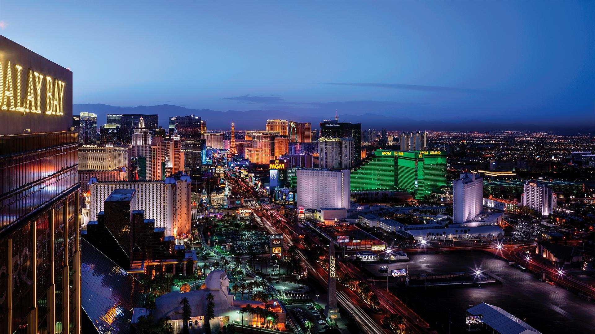 Récord histórico de visitantes a Las Vegas