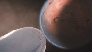 """El plan de colonización de Marte de Elon Musk: ¿Cuánto costará un """"pasaje""""?"""
