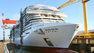 MSC anuncia un nuevo mega crucero como parte de una millonaria inversión