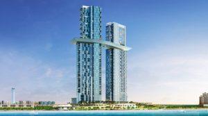 El complejo de ultra lujo que se construirá en Dubái contará con dos hoteles boutique