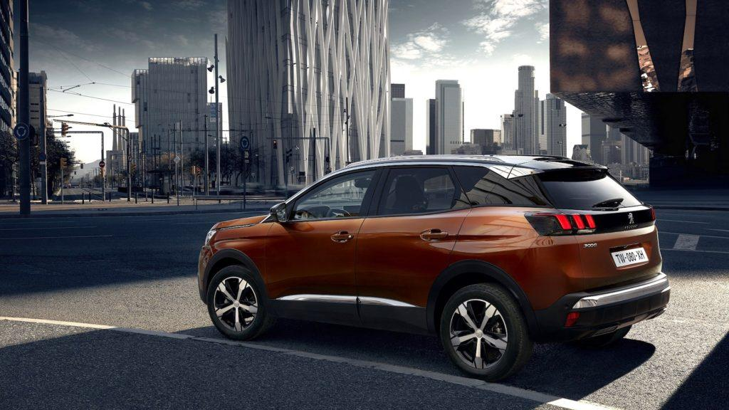 Estos son los nuevos Peugeot 3008 y 5008: la ofensiva SUV en el Salón de París