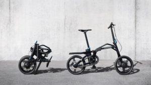 Esta es la primera bicicleta plegable con asistencia eléctrica de Peugeot