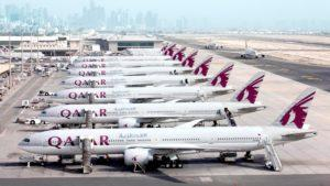 100 nuevos aviones para Qatar Airways