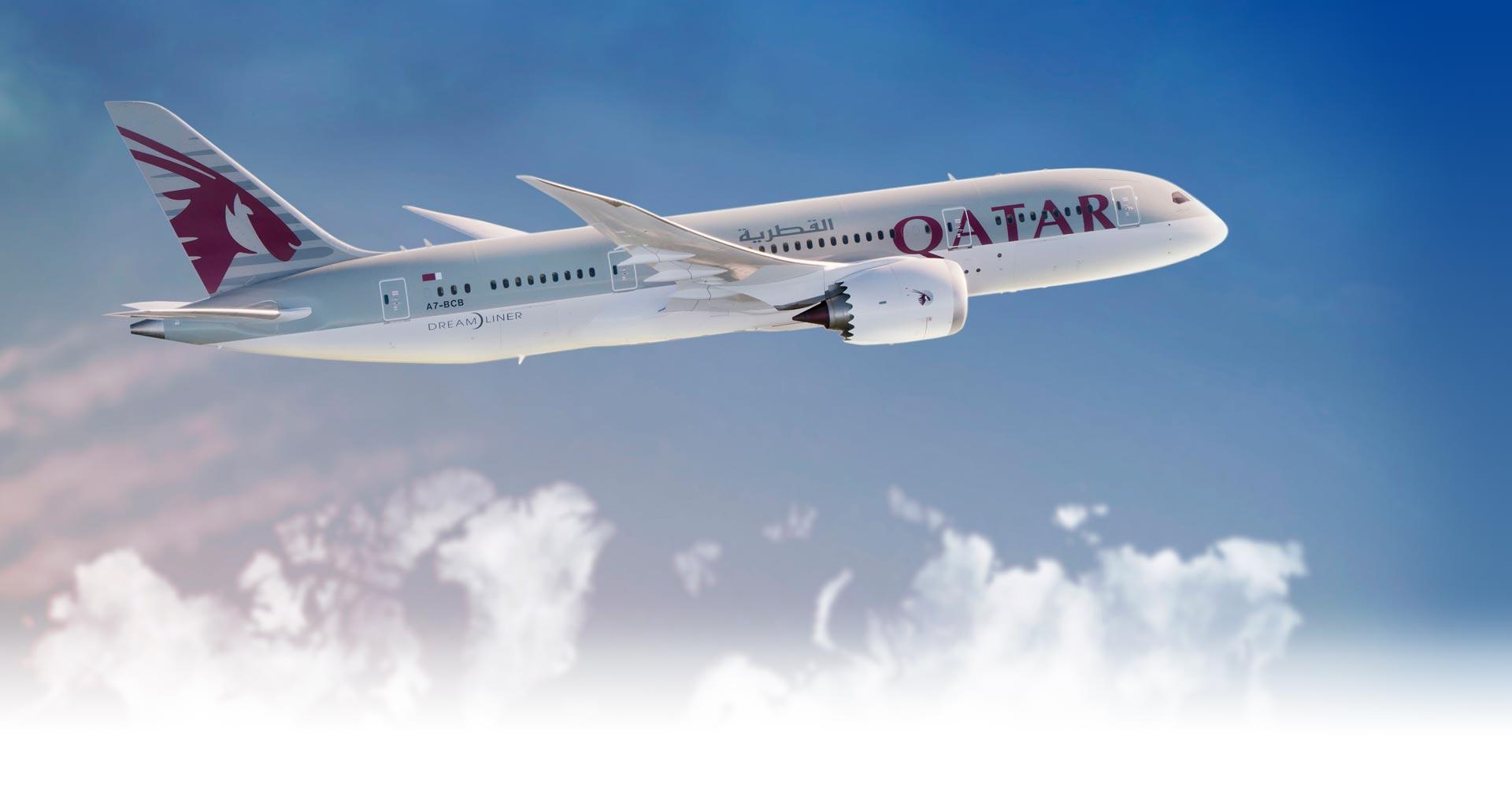 Qatar anunció un descuento del 10% para pasajes en Turista y un 15% en Ejecutiva