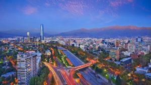 Sky Airline empezó con sus vuelos Montevideo – Santiago de Chile