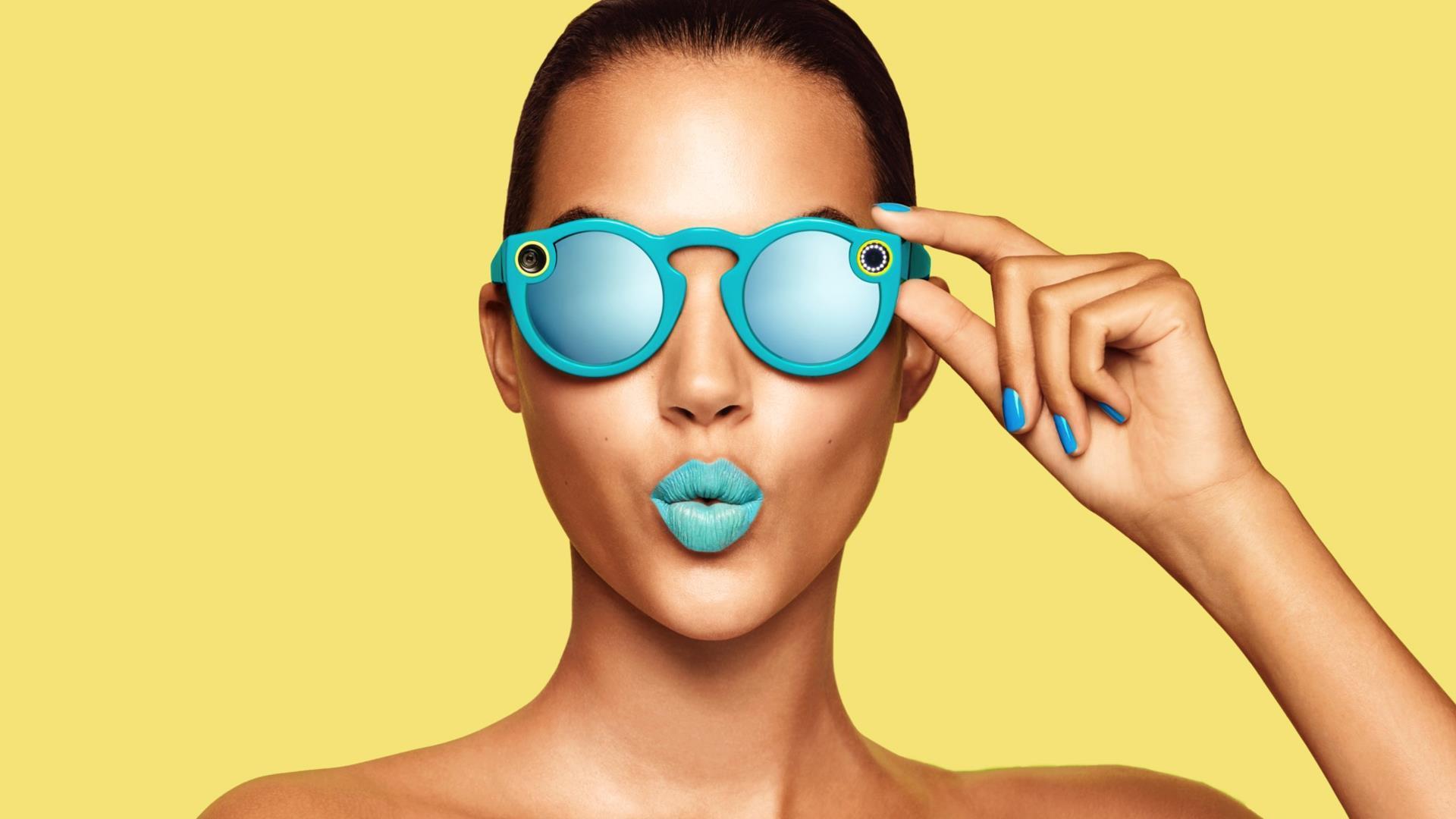 Spectacles, los lentes de Snapchat, se expanden al mundo