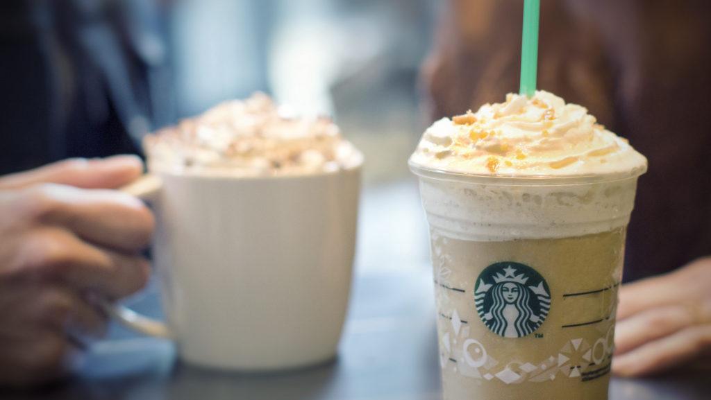 El Happy Hour regresa a Starbucks