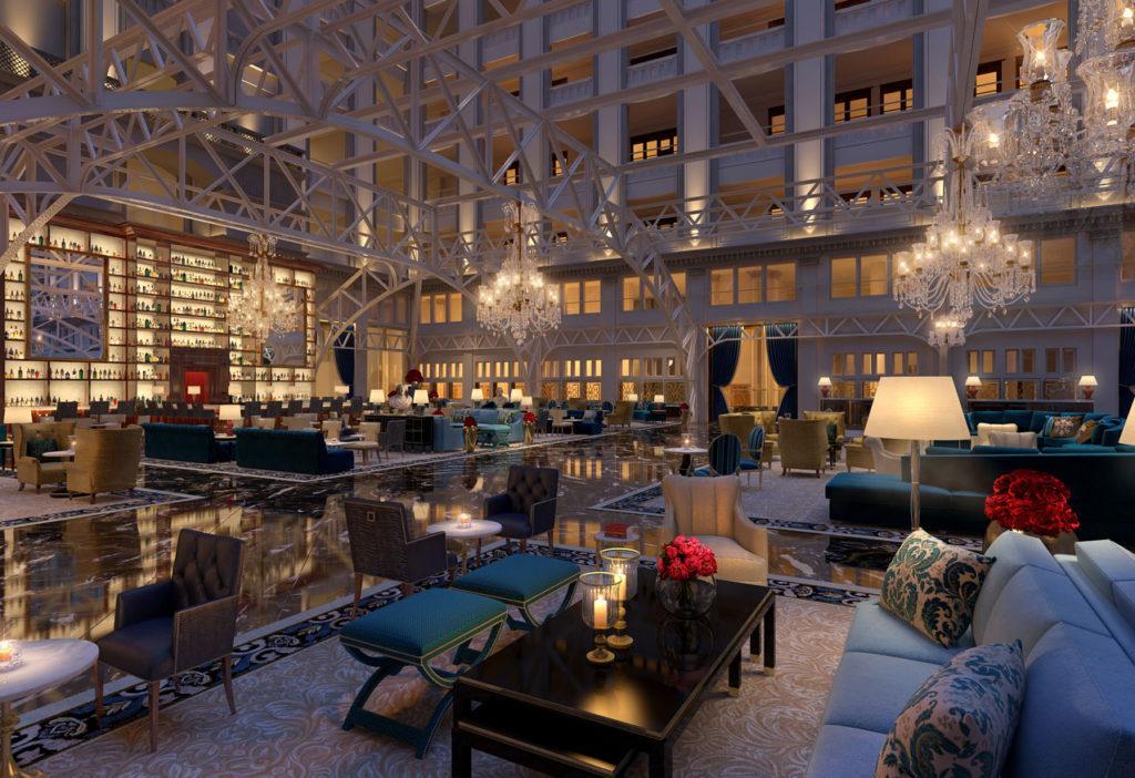 El nuevo hotel de Trump inauguró en Washington D.C.