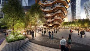 Así será Vessel, el icono del nuevo barrio de Nueva York