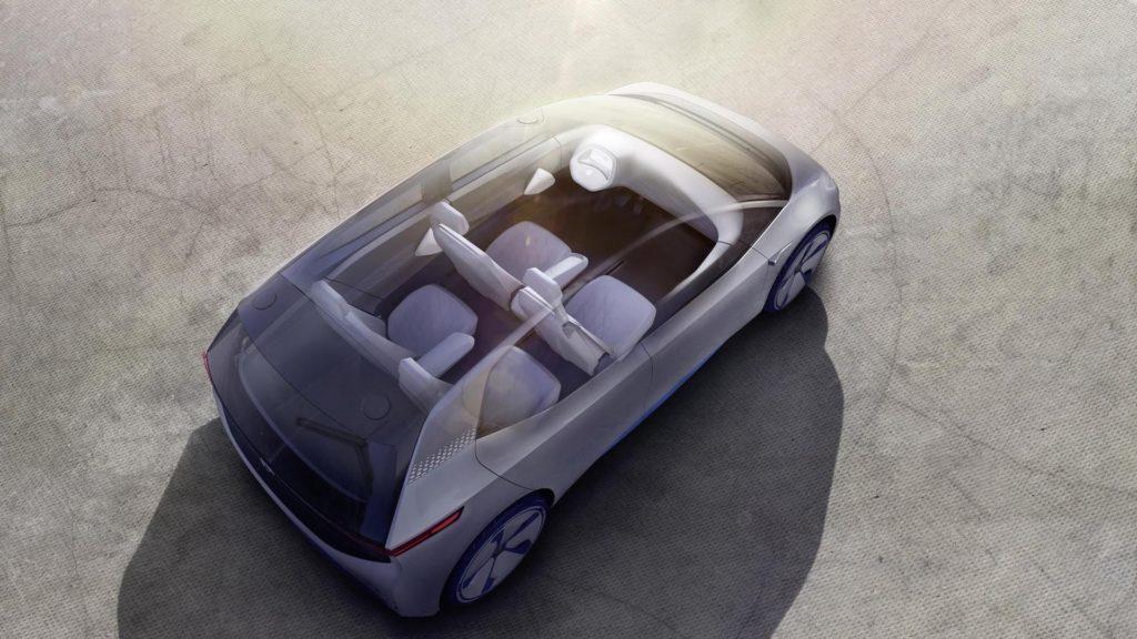 [Imágenes] Este es el increíble nuevo Volkswagen I.D., novedad del Salón de París