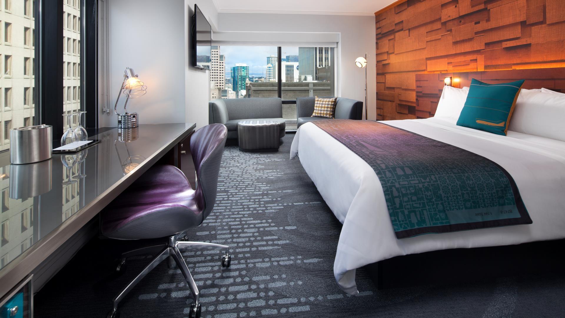 ¿Cuáles son las 30 marcas de hoteles que ahora pertenecen a Marriott?
